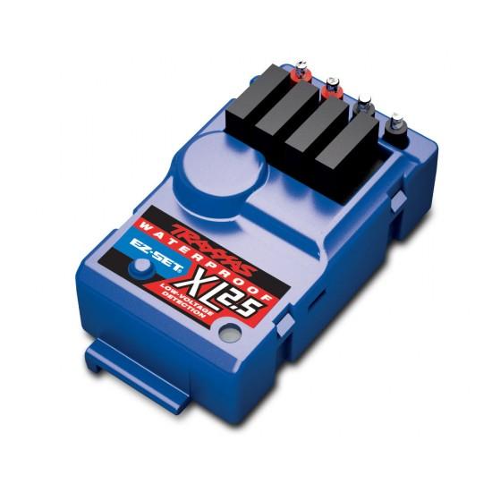 XL-2.5 waterproof electronic speed control