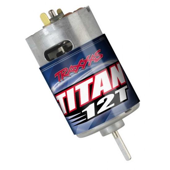 Motor, Titan 550, modified, 12-T, 8.4V
