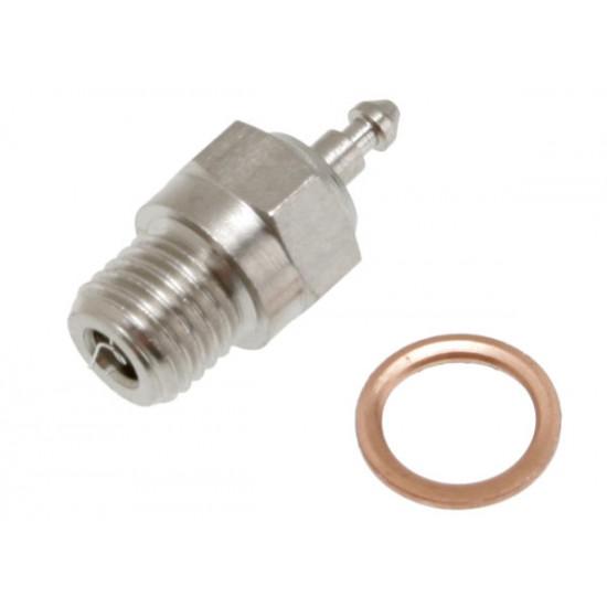 Glow plug, super duty, long medium, gasket