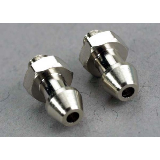 Fittings, inlet (nipple) for fuel or water cooling (2)