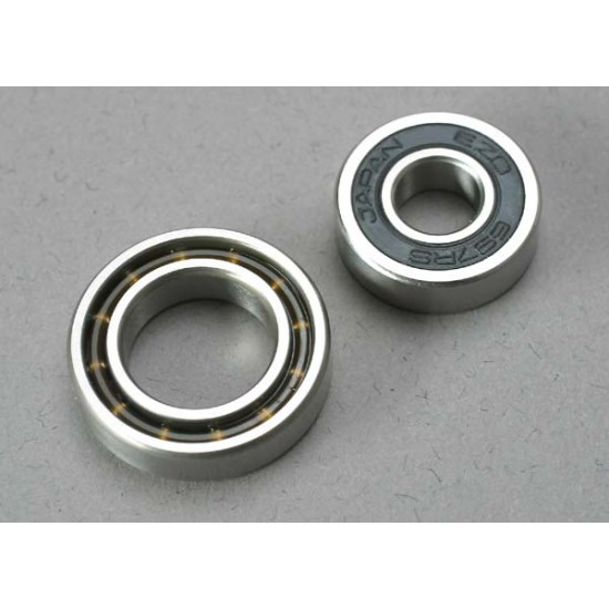 Ball bearings, 7x17x5mm, 12x21x5mm, TRX3.3
