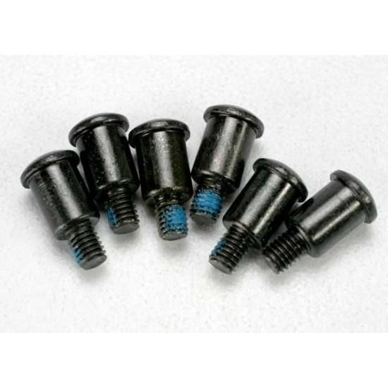 Screws, 3x10mm, shoulder, TL, hex drive (6)