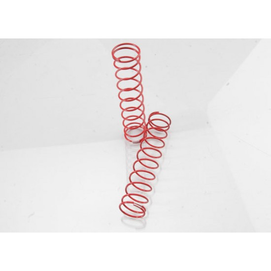 Springs, rear, red, 2.9 rate (2)