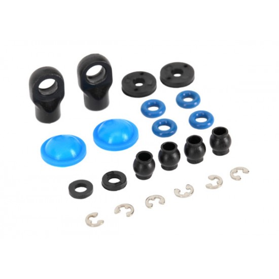 Rebuild kit, GTR composite shocks, 1/16