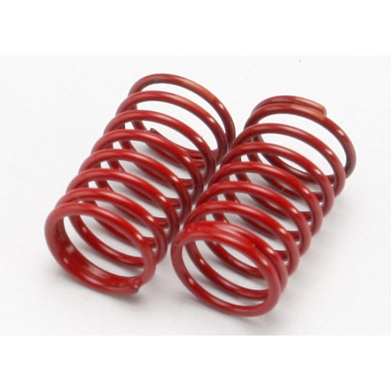 Springs, 1/16 GTR shock, 1.76 rate, orange (2)