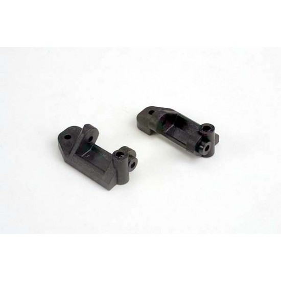 Caster blocks, left and right, 30-degree, Bandit VXL (2)