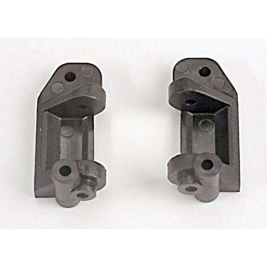 Caster blocks, left and right, 30-degree, Rustler VXL (2)