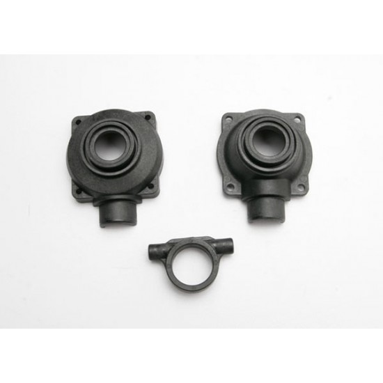 Housings, differential, left and right, pinion collar