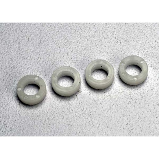 Bellcrank bushings, plastic, 4x7x2.5mm (4)