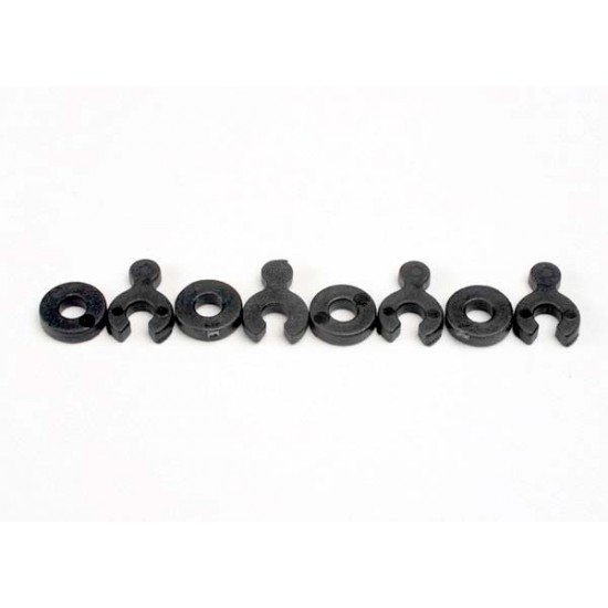 Caster spacers, caster shims (4)