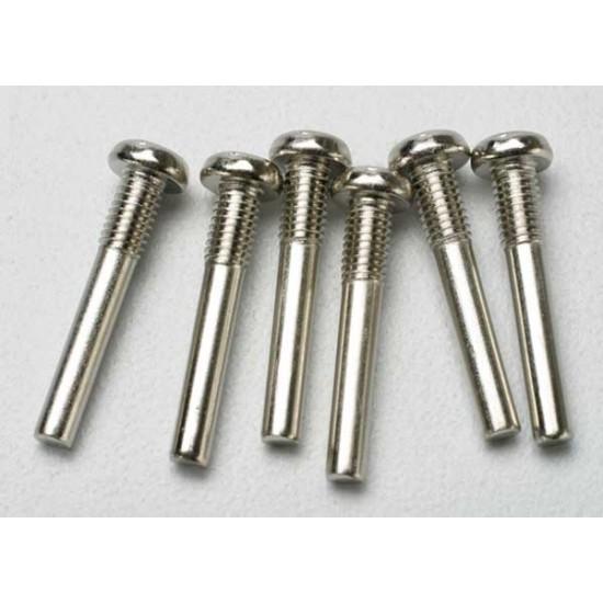Screw pins, 2.5x18mm (6)