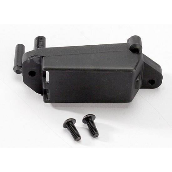 Servo mount, throttle, 4x10mm BCS