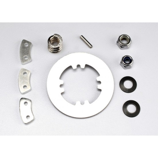 Rebuild kit, slipper clutch, heavy duty, aluminum pads