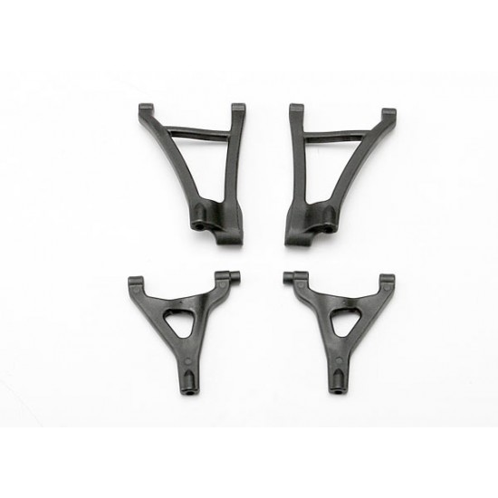 Suspension arms set, front, Traxxas Slash 1/16