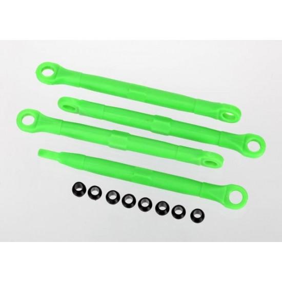 Toe link, composite green, hollow balls (4)