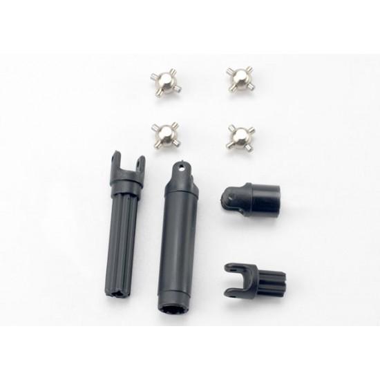 Half shafts, center, front and rear, u-joints, v.2 (2)