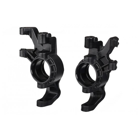 Steering blocks, left and right, X-Maxx (2)