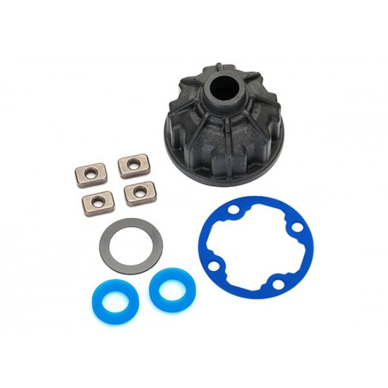 Carrier, differential, heavy duty, gasket and spacers