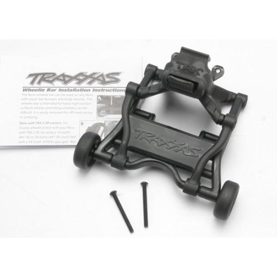 Wheelie bar, assembled, Traxxas E-Revo / Revo 3.3