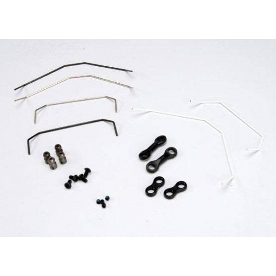 Sway bar kit, front and rear