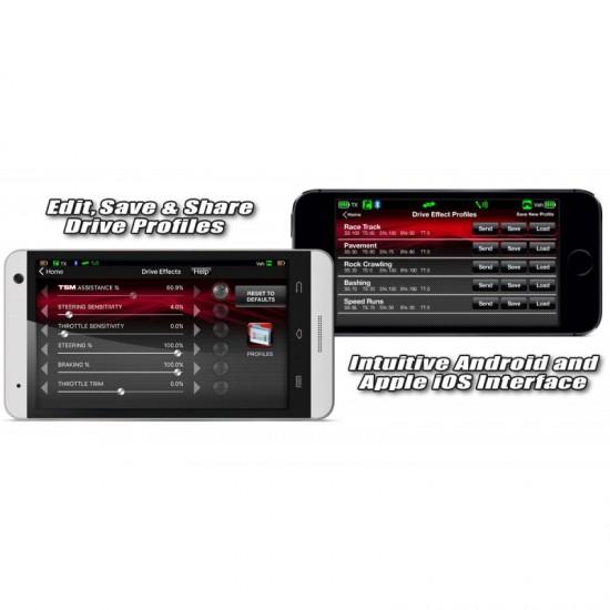 Traxxas link, Bluetooth wireless module, TQi