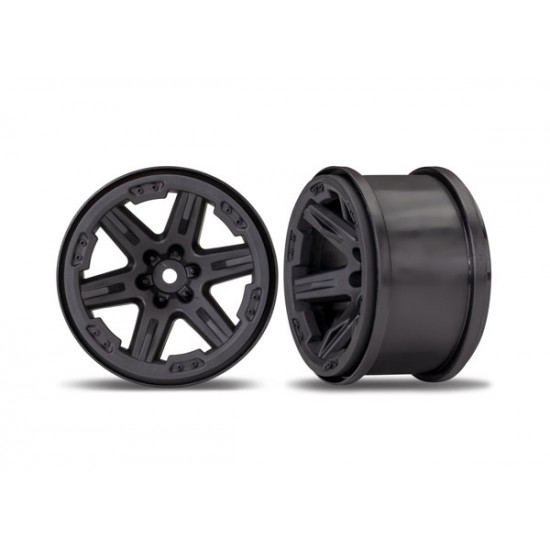 "Wheels, RXT 2.8"", black (2)"