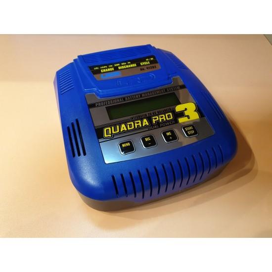 Зарядно устройство LRP Quadra Pro 3