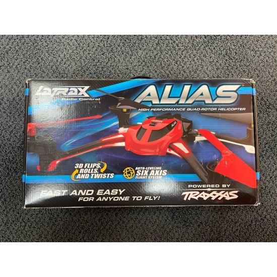 Дрон LaTrax Alias, 2.4GHz, употребяван