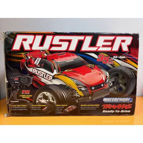Traxxas Rustler, употребяван